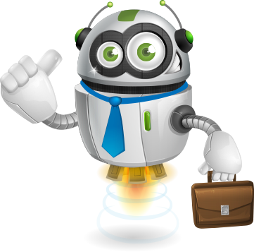 rory_trust robot cartoon character